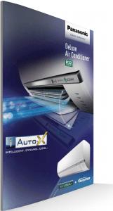 Panasonic deluxe air conditioner catalogue