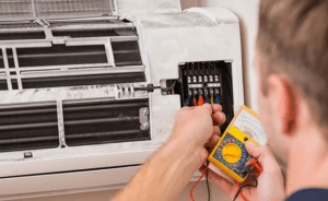 Installation and maintanance of air cons and heat pumps