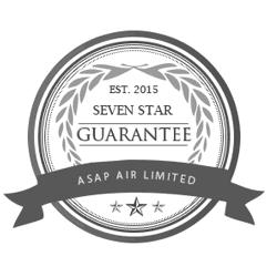 logo Seven star gurantee - licensed renovations 2015