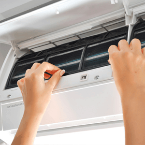 Maintanance of Air Conditioning